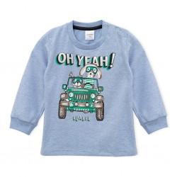 Remera bebe jeep Ruabel
