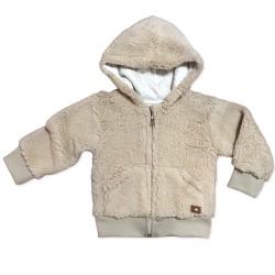 Campera con capucha bebe Pilim