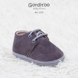 Zapato bebe gris Gorditoo