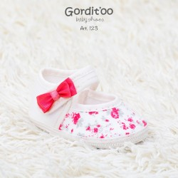 Guillermina beba floreada Gorditoo