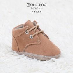 Botineta bebe natural Gorditoo