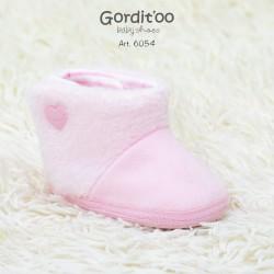 Bota beba rosa Gorditoo