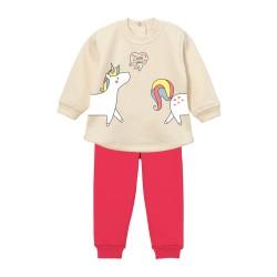 Conjunto beba unicornio Gepetto