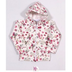 Campera beba floreada Terra Nature