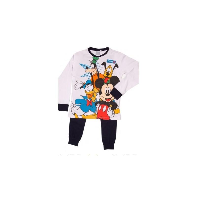 Pijama nene Mickey Mouse