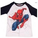Remera nene manga larga Spiderman