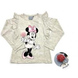 Remera nene con volados Minnie Mouse