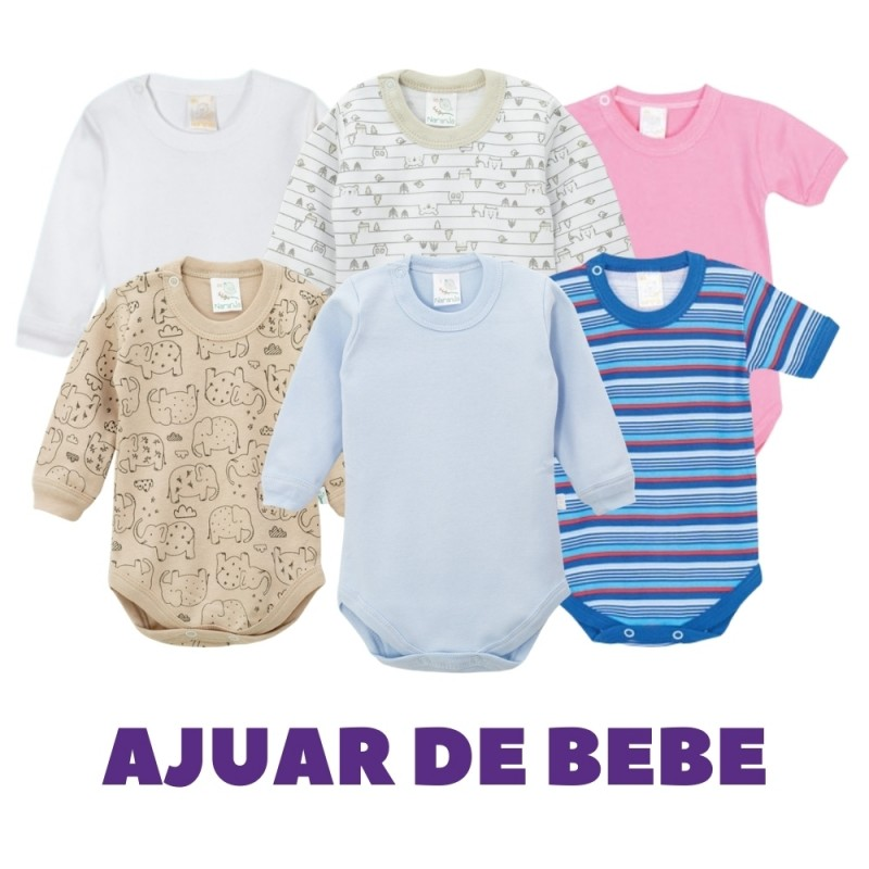 Pack revendedora Ajuar de bebes (39 productos)