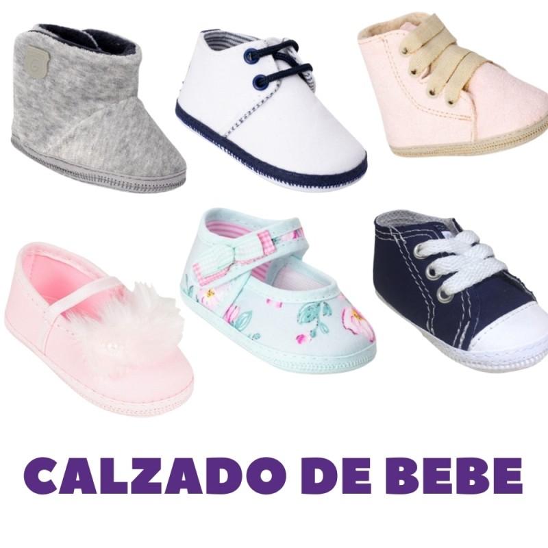 Pack revendedora Calzado de bebes (56 productos)