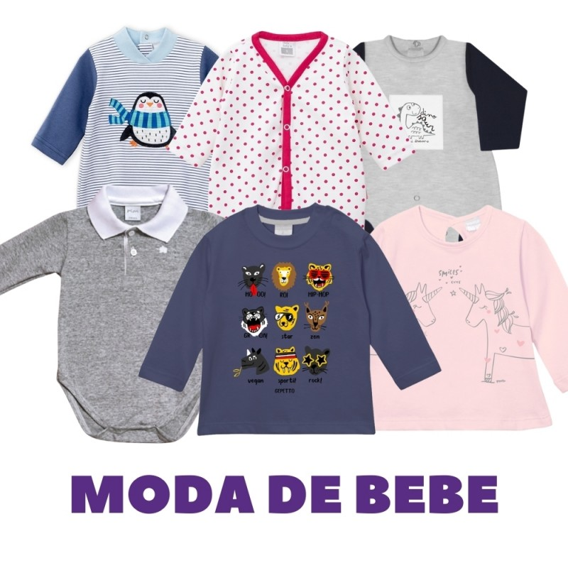 Pack revendedora Moda de bebes (37 productos)
