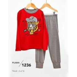 Pijama nene tigre Elemento
