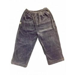 Pantalon con bolsillo bebe Naranjo