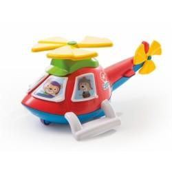 Helicoptero Rivaplast