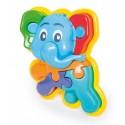 Puzzle 3D elefante Rivaplast