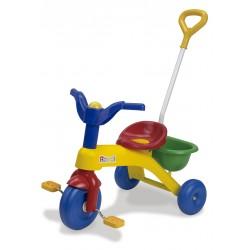 1er Triciclo c/barra Rondi