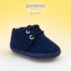 Zapato bebe azul Gorditoo