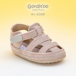 Sandalia con abrojo bebé Gorditoo