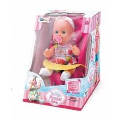 Bebé con carrito Lionels