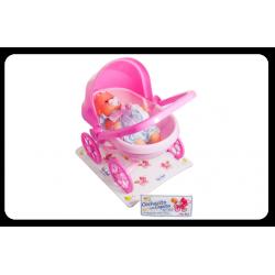 Cochecito capota bebé Yoly-Bell
