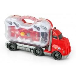 Camión F1 equipo de carrera Lionels