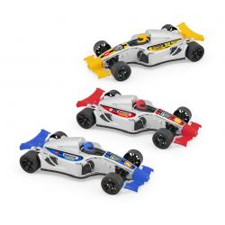 Auto plateado F1 Lionels
