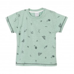 Remera estampada bebe Ruabel
