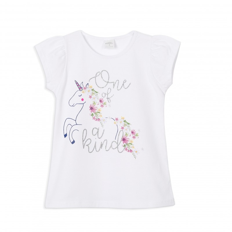 Remera unicornio nena Ruabel
