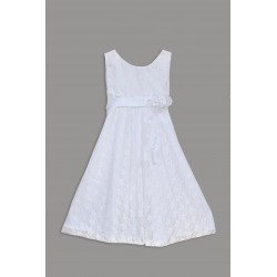 Vestido Comunion de encaje Children Dior