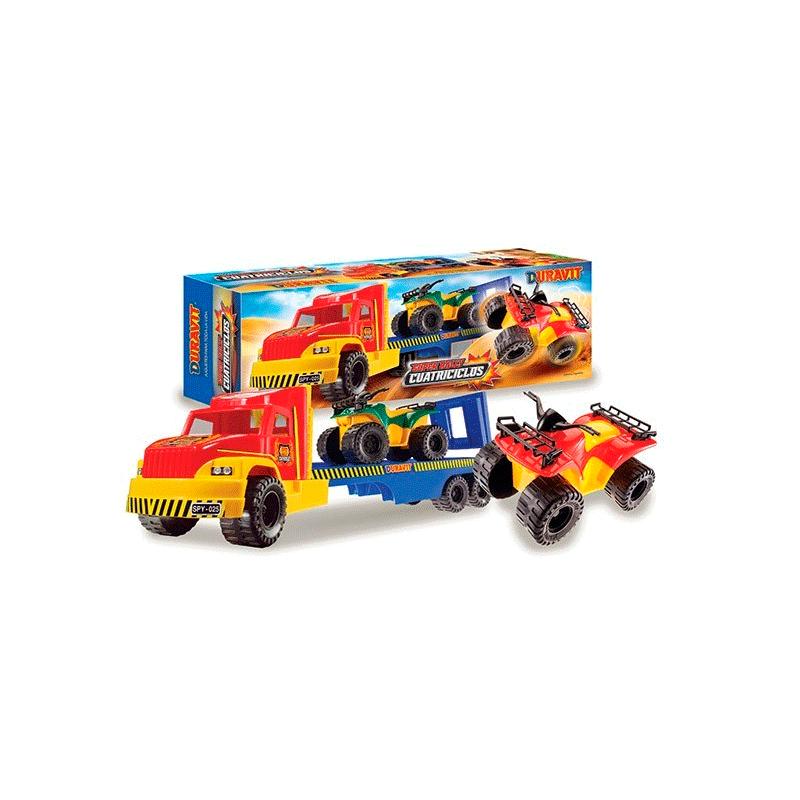 Camión Transporte Cuatriciclos
