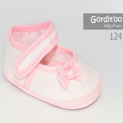 Guillermina beba corderoy rosa Gorditoo