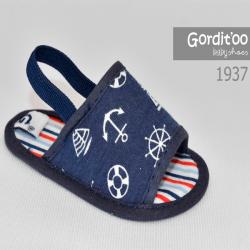 Sandalia anclas bebe Gorditoo