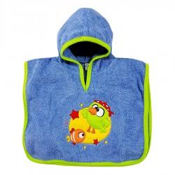 Poncho de toalla Pachi