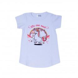 Remera unicornio beba Pupo