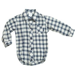 Body camisa escoces Pilim