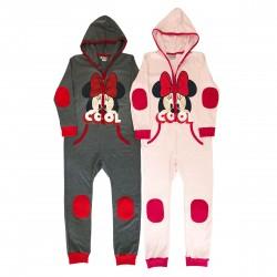 Pijama de algodón Minnie