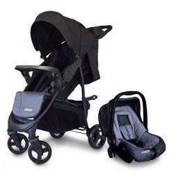 Coche travel system Mega Baby