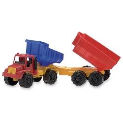 Camión chico con volquete Duravit