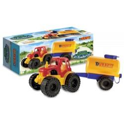 Tractor de campo El Tamberito Duravit