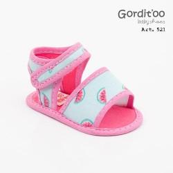 Sandalia sandias beba Gorditoo