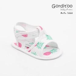 Sandalia abierta beba Gorditoo