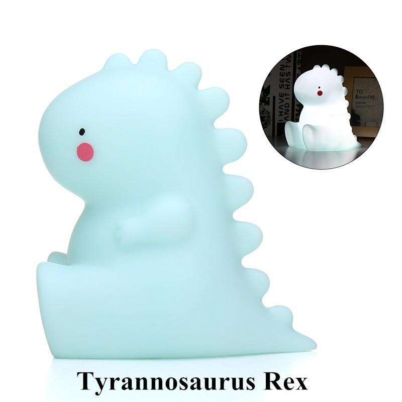 Velador Led Dino T-Rex