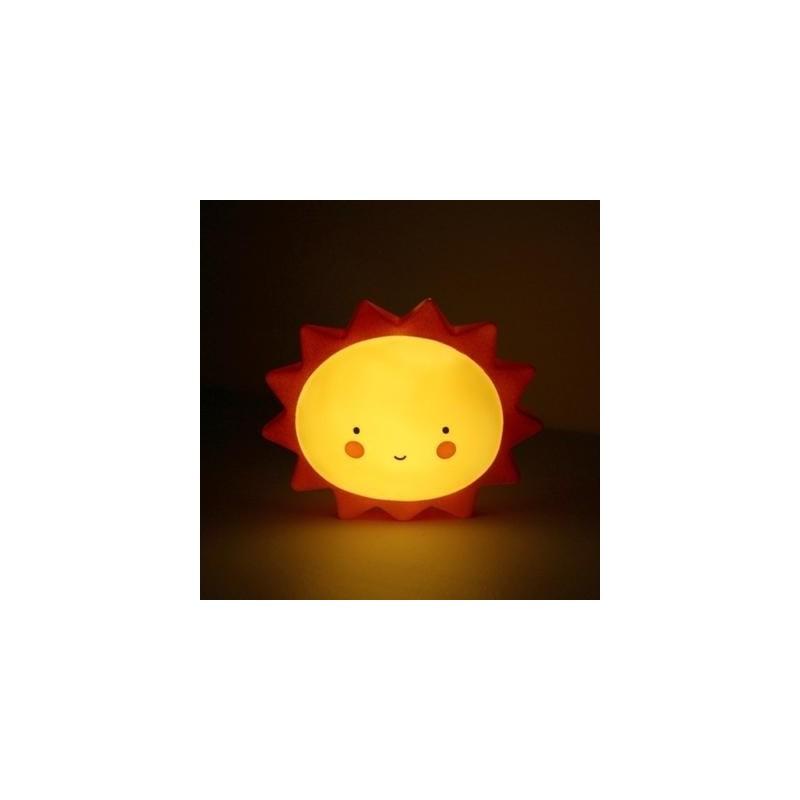 Velador Led Sol