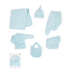Set 6 piezas bebé Naranjo