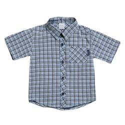 Camisa escocesa bebé Pilim