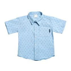 Camisa estampada bebé Pilim