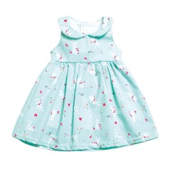 Vestido con bombacha beba Pilim