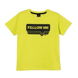 Remera Follow nene Gepetto