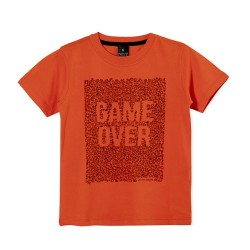 Remera Gameover nene Gepetto