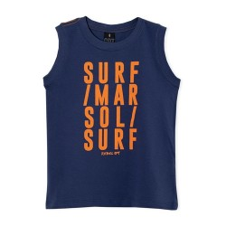 Musculosa Surf nene Gepetto