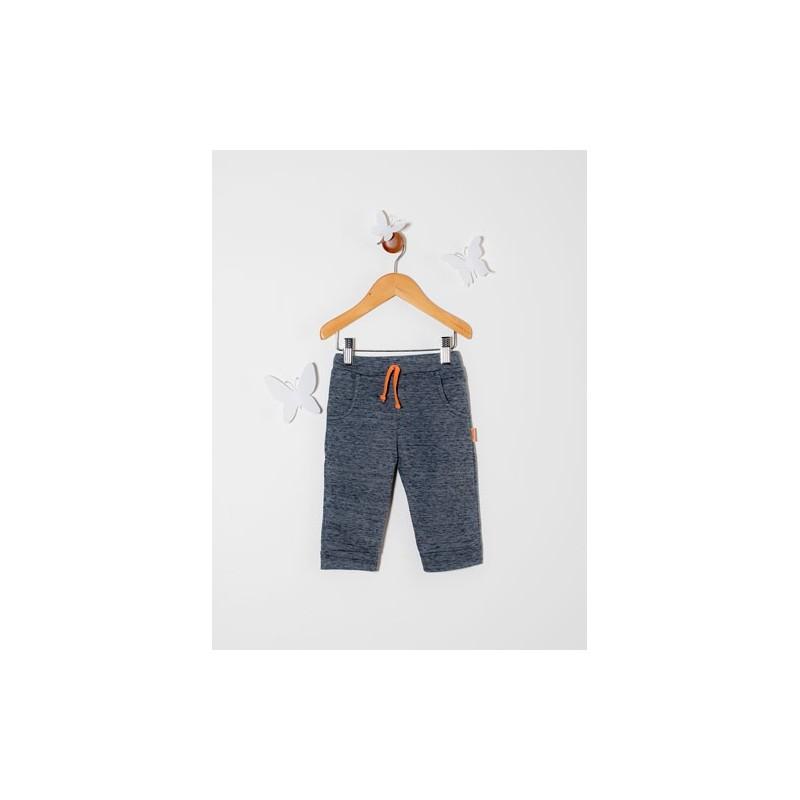 Pantalon con bolsillo bebé rustico Premium